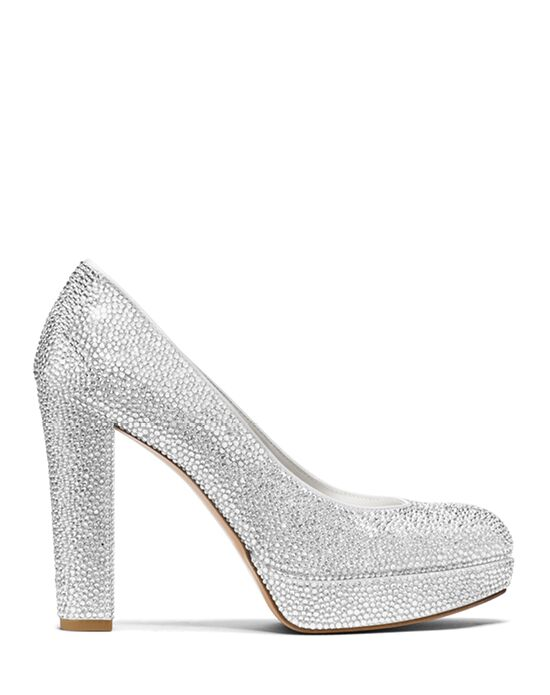 Stuart Weitzman Strongswoon Pump Crystal Pave Crystals