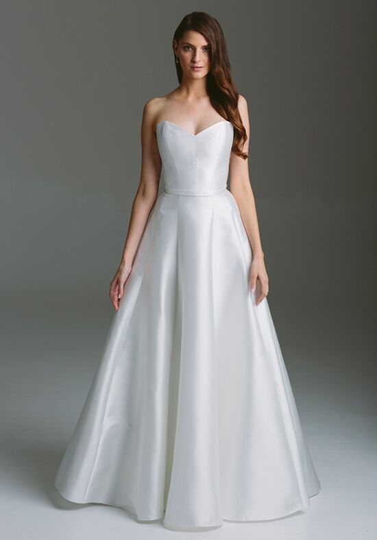 KAREN WILLIS HOLMES Kitty & Nina A-Line Wedding Dress