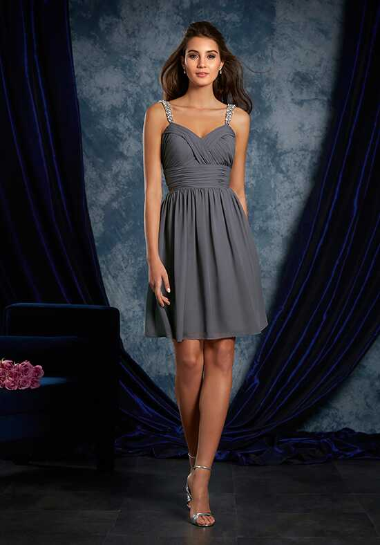 Alfred Angelo Sapphire Bridesmaid Collection 8110S Sweetheart Bridesmaid Dress