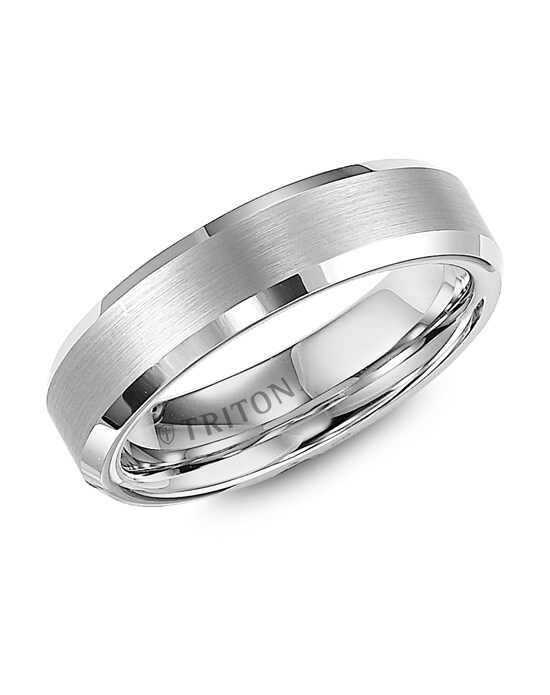 Triton 11-2233HC Tungsten Wedding Ring