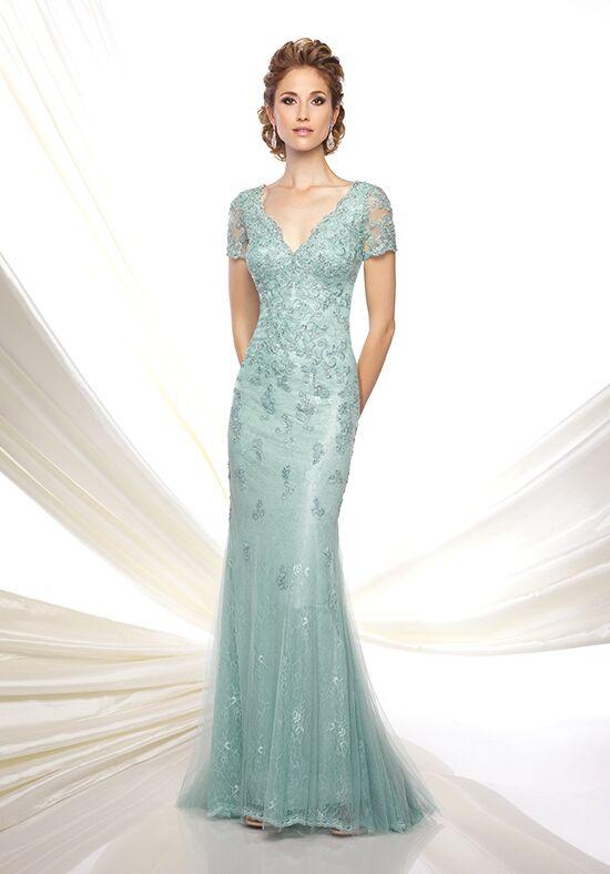 Aqua Mother of Bride Dresses