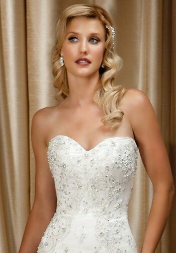 Mia Solano M1224Z A-Line Wedding Dress