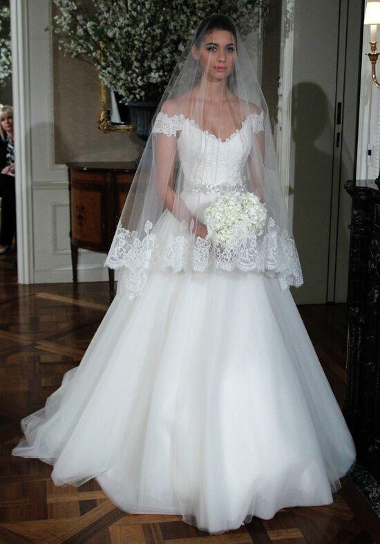 5af62e8fba50 Legends Romona Keveza L318 Wedding Dress | The Knot