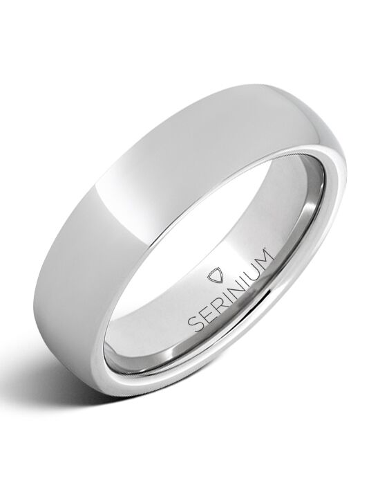 Serinium® Collection Purist — Slim Serinium® Ring-RMSA001821 Serinium® Wedding Ring