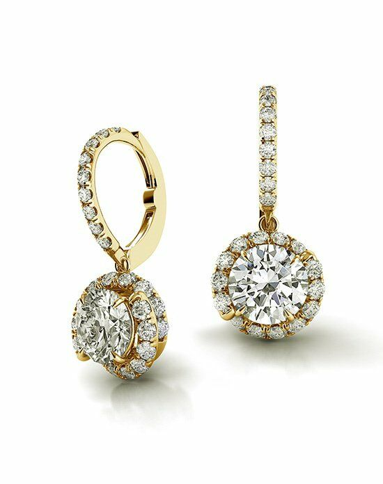 Danhov Fine Jewelry Abbraccio Fine Jewelry-AH101Y Wedding Earring photo