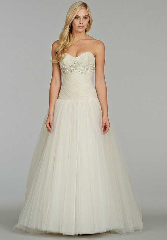Jim Hjelm 8401 Ball Gown Wedding Dress