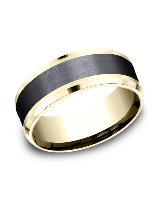 Benchmark CF448010BKT14KY Gold Wedding Ring