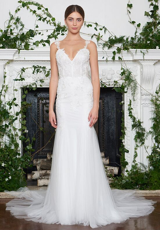 Monique Lhuillier September Sheath Wedding Dress