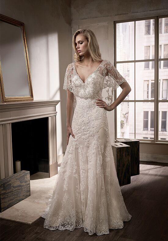 Jasmine Couture T192008 Mermaid Wedding Dress