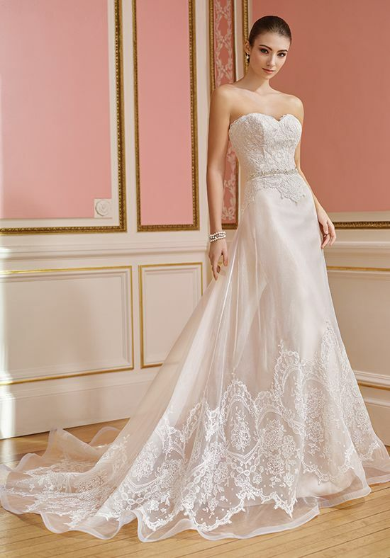 Martin Thornburg a Mon Cheri Collection 217207 Hallie A-Line Wedding Dress