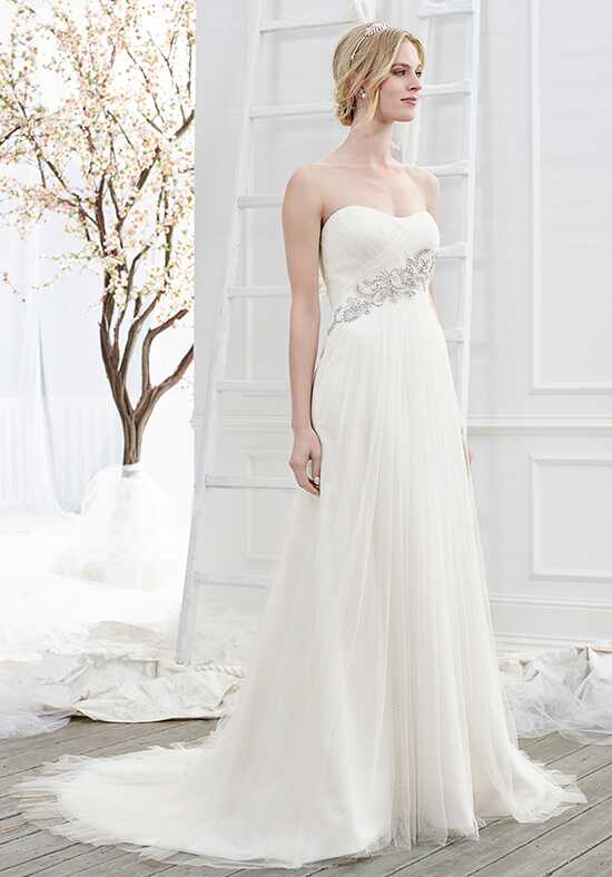 Beloved by Casablanca Bridal BL209 Admire A-Line Wedding Dress