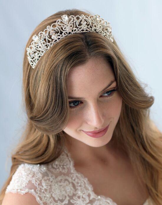 usabride royal princess crown ti 3175 sv wedding tiara the knot