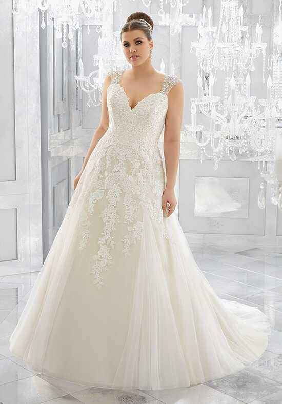 Morilee by Madeline Gardner/Julietta Merah | Style 3222 A-Line Wedding Dress