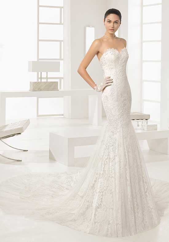 Two by Rosa Clará Otavia Mermaid Wedding Dress