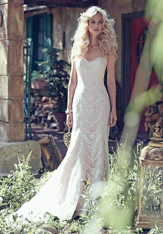 Maggie Sottero Kirstie Sheath Wedding Dress