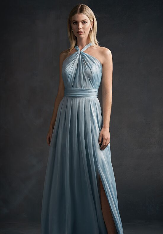 Belsoie L194055 Halter Bridesmaid Dress