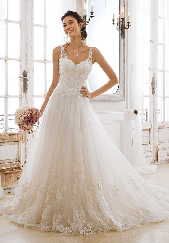 Sophia Tolli Y11877 Pegasus A-Line Wedding Dress