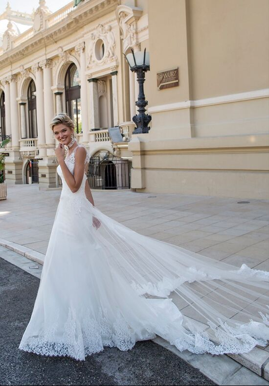 Alessandra Rinaudo Collection BELIDE AR 2017 Mermaid Wedding Dress
