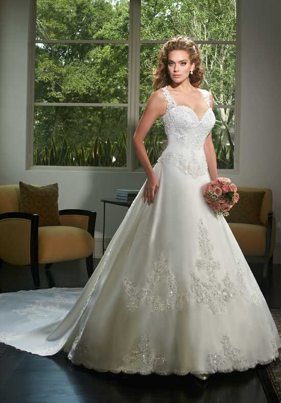 1 Wedding by Mary's Bridal 6422 Wedding Dress photo