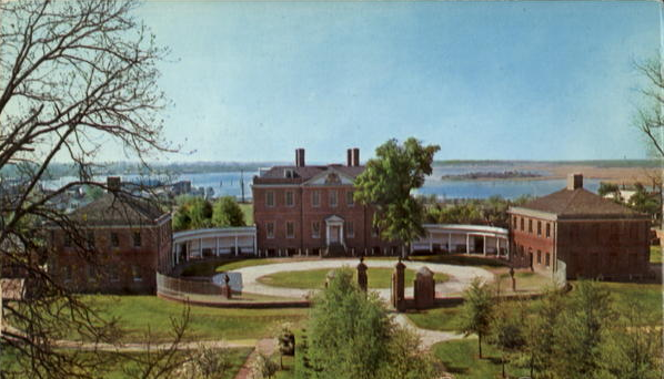 tryon palace essay