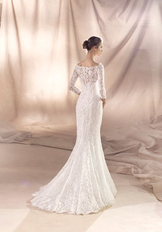 White One Sia Wedding Dress The Knot