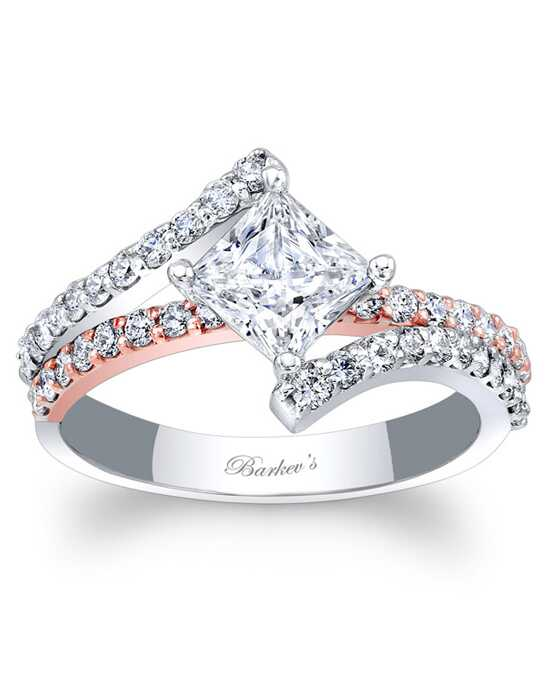 barkevs - Wedding Ring Princess Cut