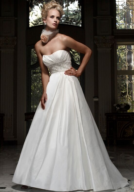 Amaré Couture by Crystal Richard B024 A-Line Wedding Dress