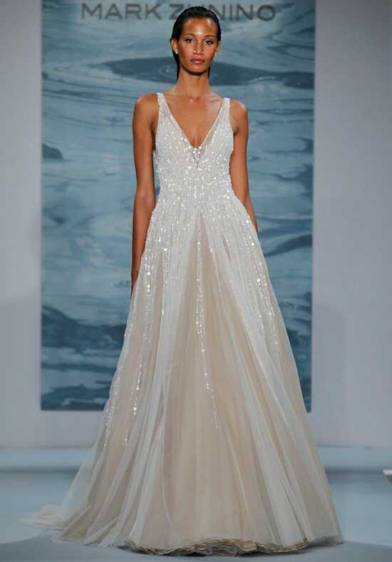 Mark Zunino for Kleinfeld 132 A-Line Wedding Dress
