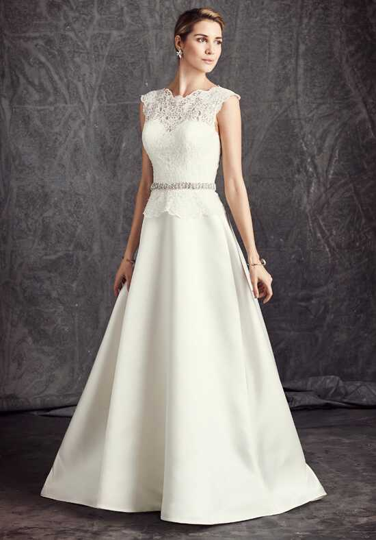 Kenneth Winston: Ella Rosa Collection BE298 Ball Gown Wedding Dress