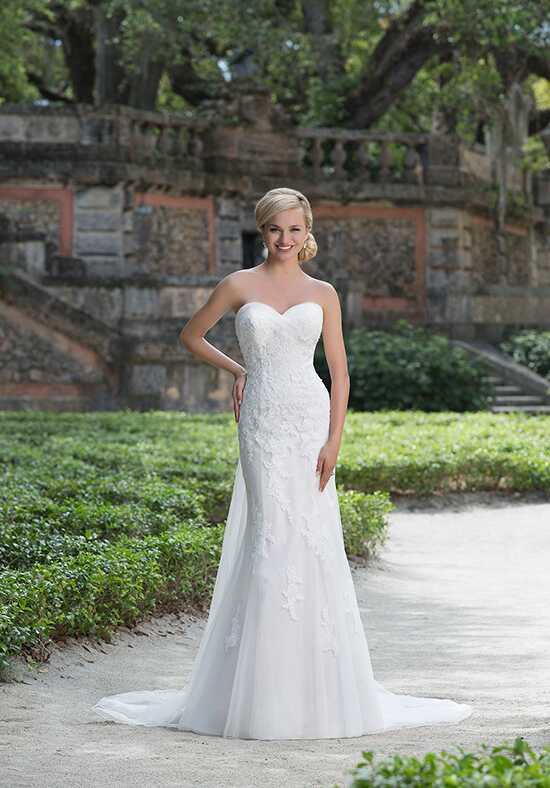 Sincerity Bridal 3876 Wedding Dress