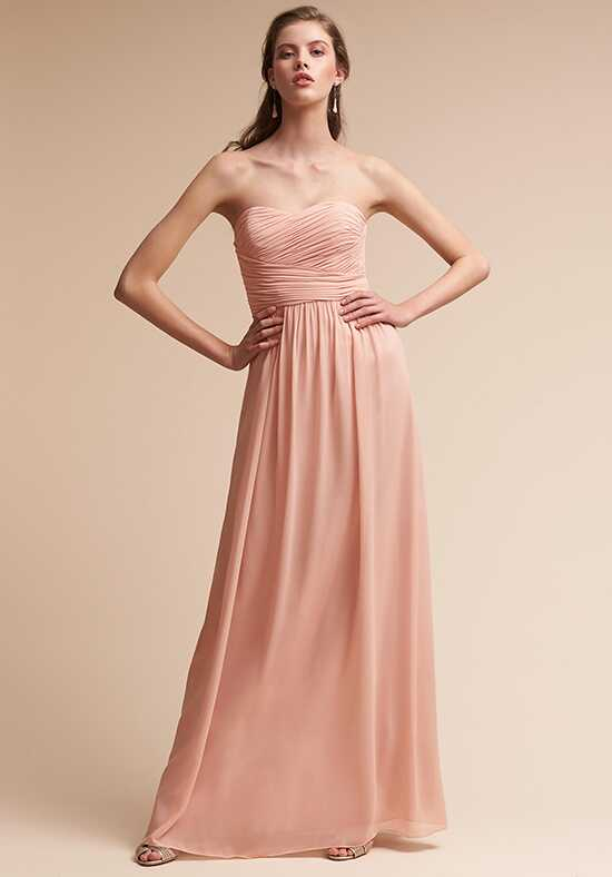 BHLDN (Bridesmaids) Alluring Strapless Bridesmaid Dress