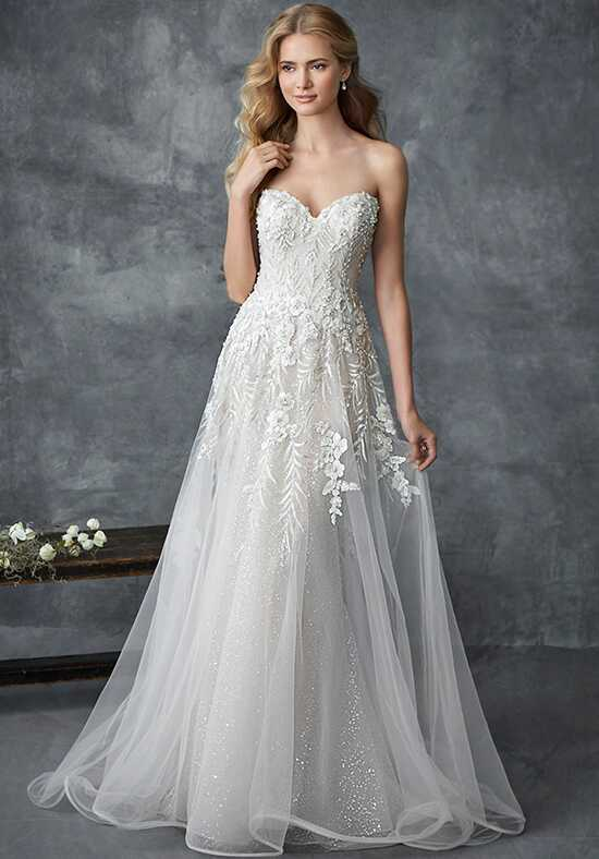 Kenneth Winston 1768 A-Line Wedding Dress