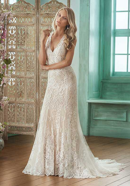 Jasmine Collection F201013 Mermaid Wedding Dress