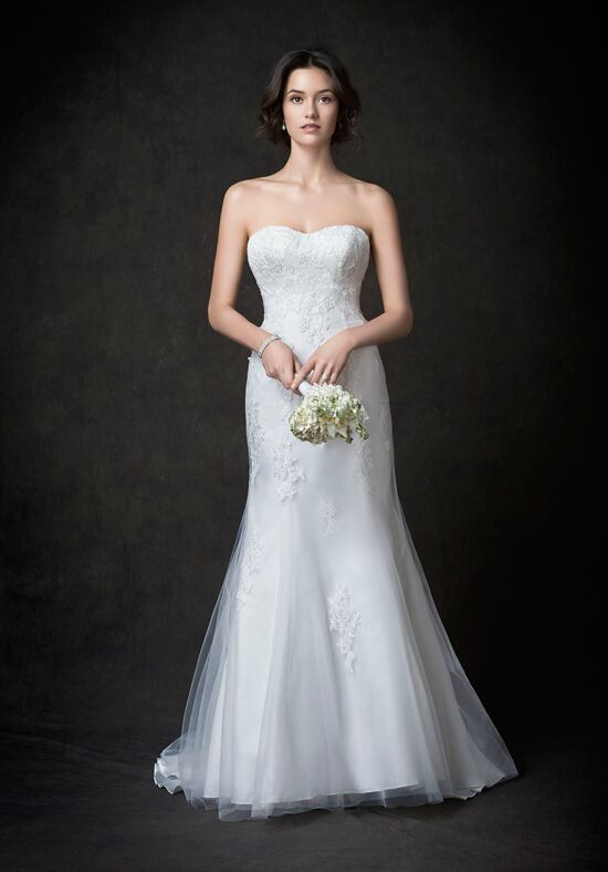 Kenneth Winston: Gallery Collection GA2272 Sheath Wedding Dress