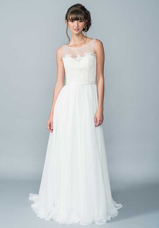 Lis Simon HUDSON A-Line Wedding Dress