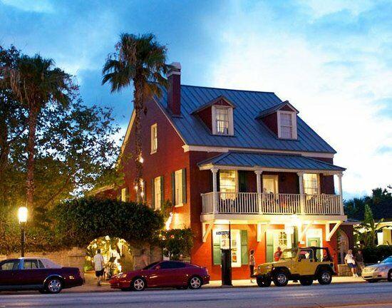 Harry Restaurant In St Augustine Fl