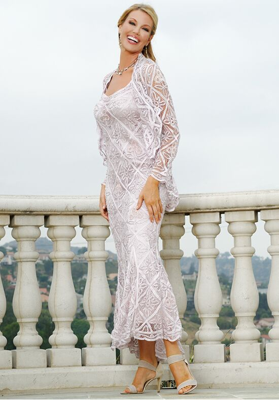 Soulmates D9124 Black Mother Of The Bride Dress