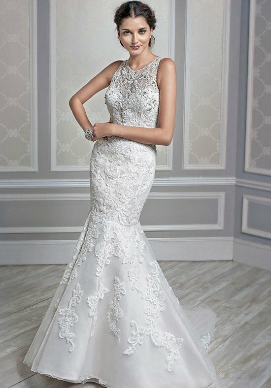 Kenneth Winston 1612 Mermaid Wedding Dress