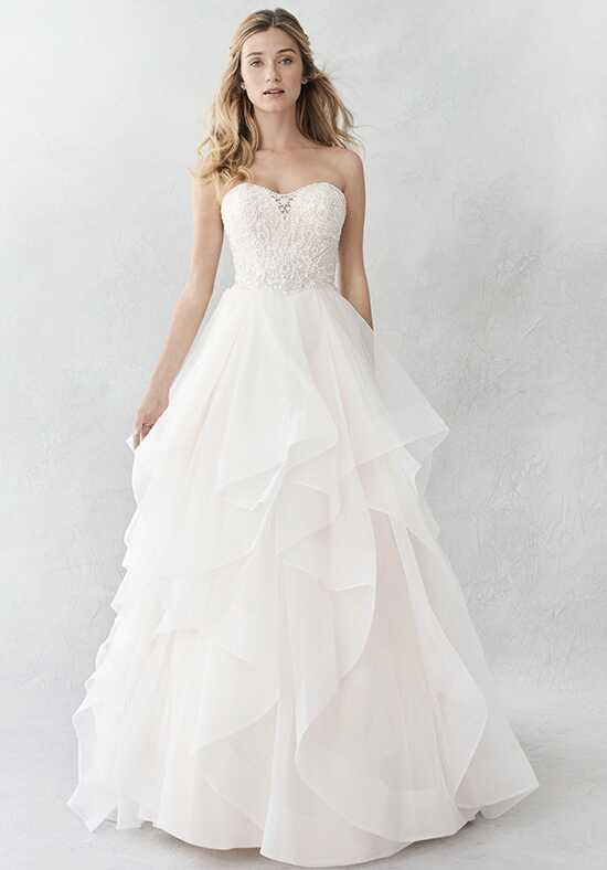 Kenneth Winston: Ella Rosa Collection BE361 Ball Gown Wedding Dress