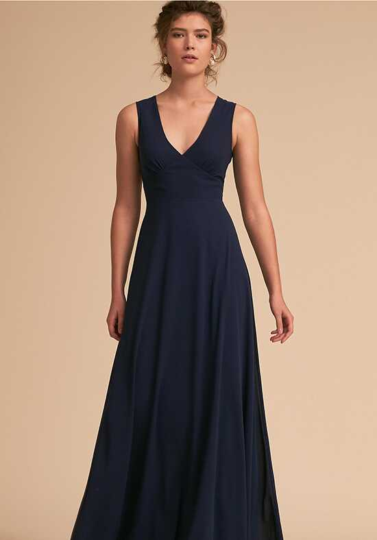 BHLDN (Mother of the Bride) Capulet Dress Blue Mother Of The Bride Dress