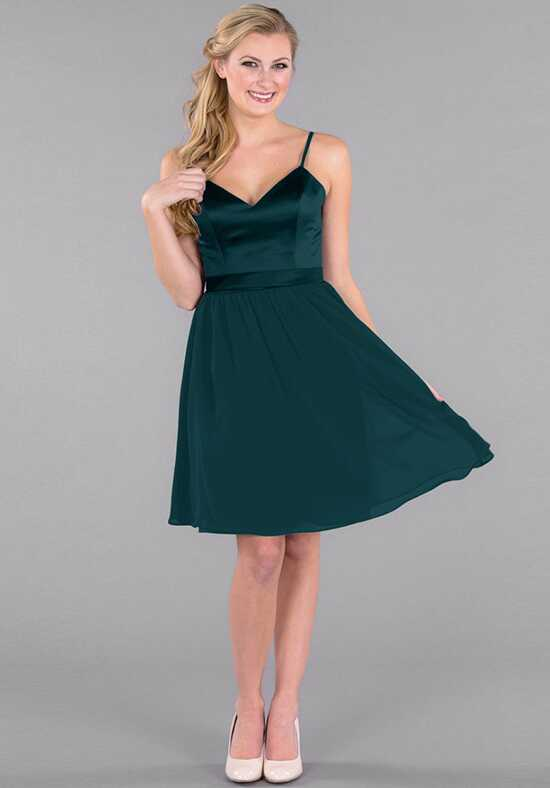 Kennedy Blue Blair V-Neck Bridesmaid Dress
