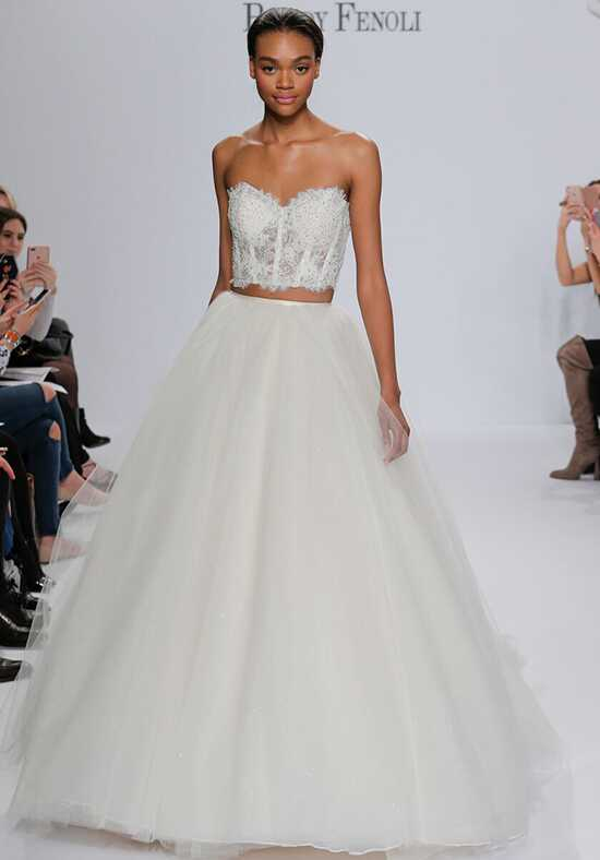 Randy Fenoli 3422 - Jillian Ball Gown Wedding Dress