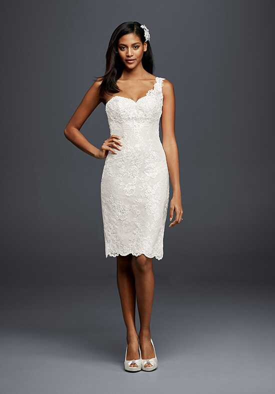 David's Bridal Galina Signature Style SWG744 Wedding Dress photo