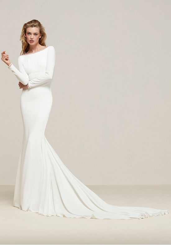PRONOVIAS DRANA Mermaid Wedding Dress