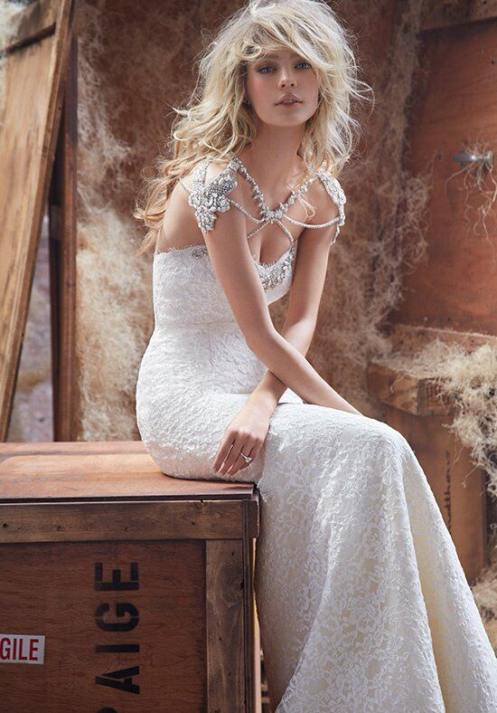 Hayley Paige 6410 - Kadence Mermaid Wedding Dress