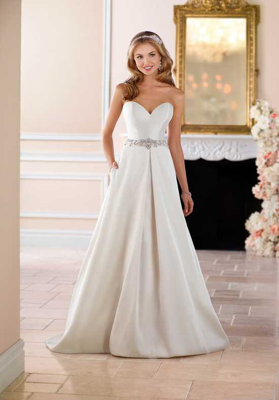 Stella York 6446 Ball Gown Wedding Dress
