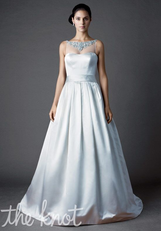 Priscilla of Boston (Gowns) 4509 Wedding Dress - The Knot