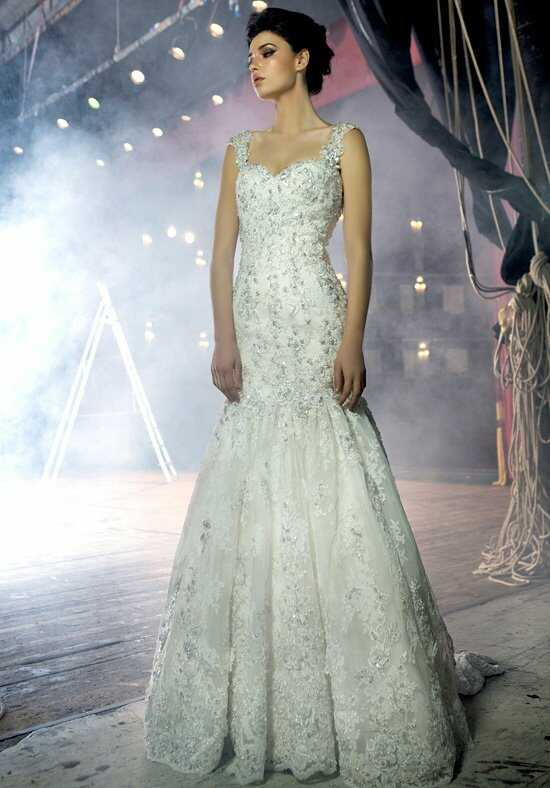 Stephen Yearick KSY60 Mermaid Wedding Dress