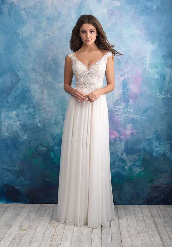 Chiffon Wedding Dresses