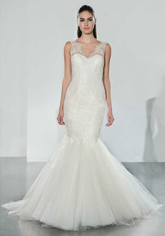 Romona Keveza Collection RK577 Mermaid Wedding Dress